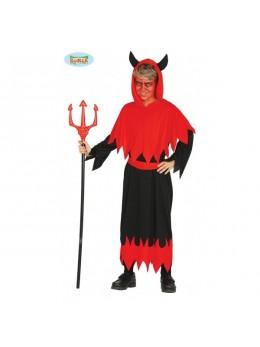 Déguisement diable halloween enfant