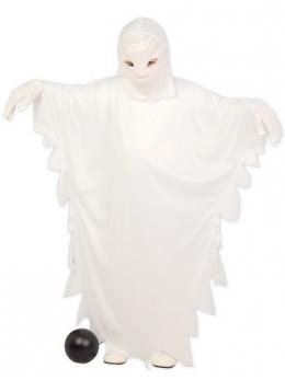 Déguisement fantome blanc