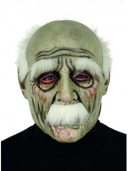 Masque latex de vieux