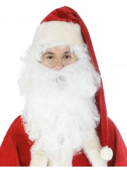 Kit barbe et perruque Père Noël