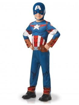 Déguisement classique Captain America™ série animée garçon