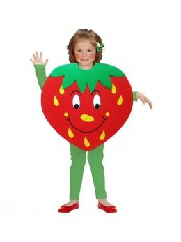Déguisement plastron fraise