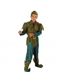 Déguisement Peter Pan luxe