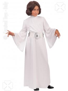 Déguisement Princesse Leia fille