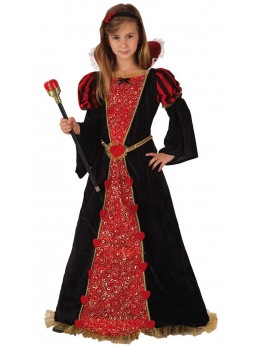 Déguisement reine Médiévale