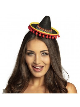 Mini serre tête sombrero