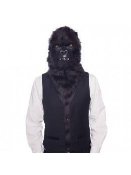 Masque de gorille bouche articulée