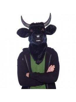 Masque géant de taureau
