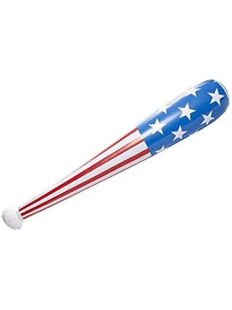 Batte de baseball gonflable USA 82cm