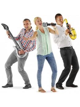 Set 3 instruments gonflable