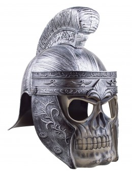 Casque Romain squelette