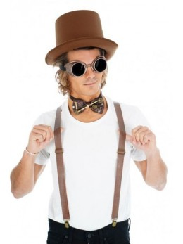 set déguisement steampunk