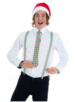 Set de déguisement Noël rigolo