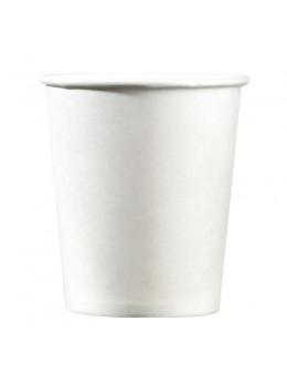 50 gobelets carton blanc 20cl