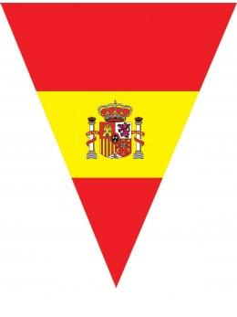 Guirlande Espagne fanions 5m