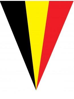 Guirlande fanions Belgique 5m