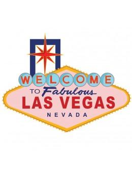 Décor carton Las Vegas