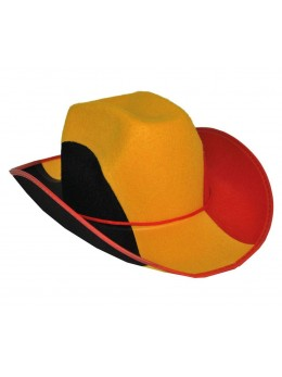 Chapeau cowboy Belgique