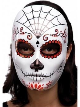 Masque muerte sugar skull