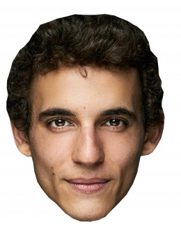 Masque carton Rio Casa De Papel