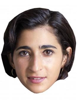 Masque carton Nairobi Casa De Papel