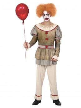 Déguisement de clown psychopathe