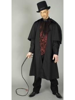 Déguisement manteau gothique