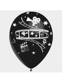 10 ballons thème cinéma