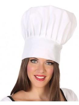 Chapeau cuisinier tissu