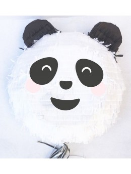 Pinata tête de panda
