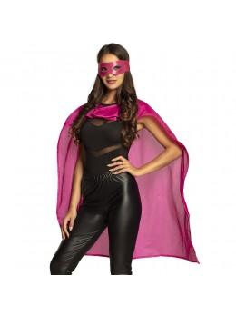 Set super héros rose