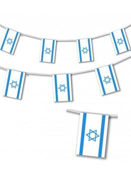 Guirlande Israël 10m