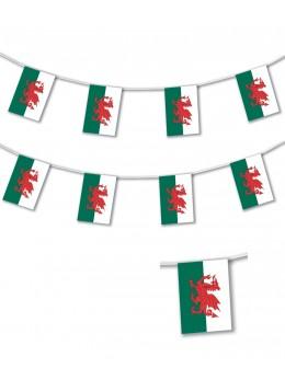Guirlande Pays de Galles 10m