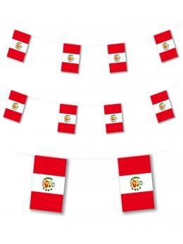 Guirlande Pérou 10m
