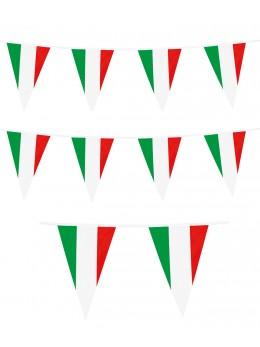 Guirlande fanions Italie 10m