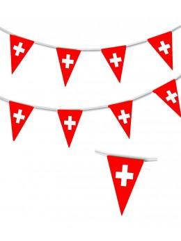 Guirlande Suisse 6m
