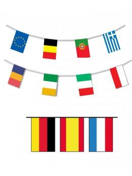 Guirlande 28 Pays Européens