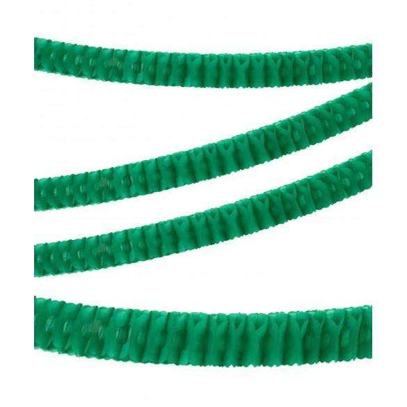 Guirlande papier ignifugée vert prairie