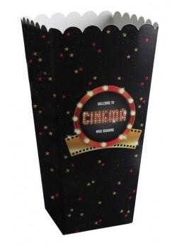 8 boites Popcorn Hollywood