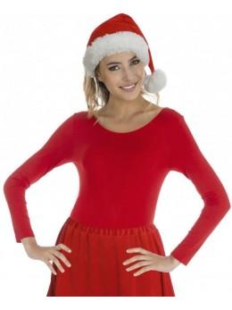 Bonnet Père Noël luxe 50cm