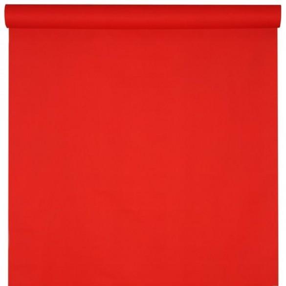 Nappe intissé 10m rouge
