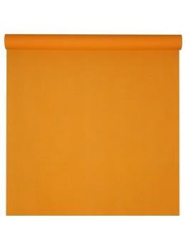 Nappe non tissé spunbound mandarine 10m