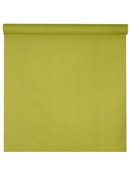 Nappe non tissé spunbound vert anis 10m