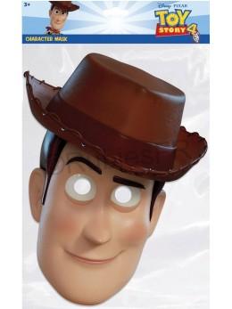Masque en carton Woody