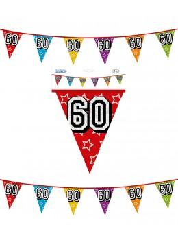 Guirlande age 60 ans