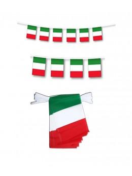 Guirlande Italie tissu 5m