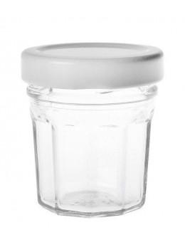 Pot à dragée bocal transparent