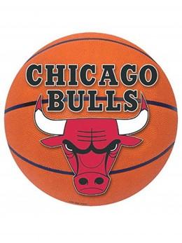 Déco cutout basket Chicago Bulls