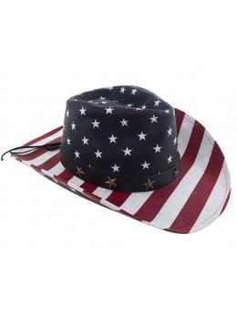 Chapeau cowboy USA luxe
