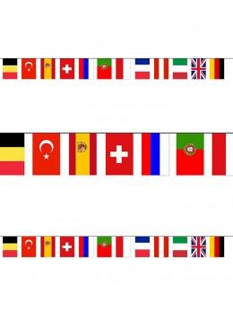 Guirlande 10 Pays Européens